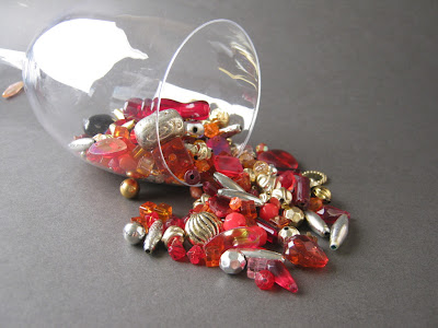 Red Carpet Bead Mixture