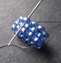 How to Make a Beaded Jewelry Cone