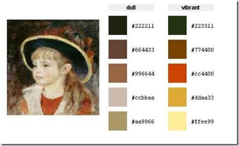 color palette1211111