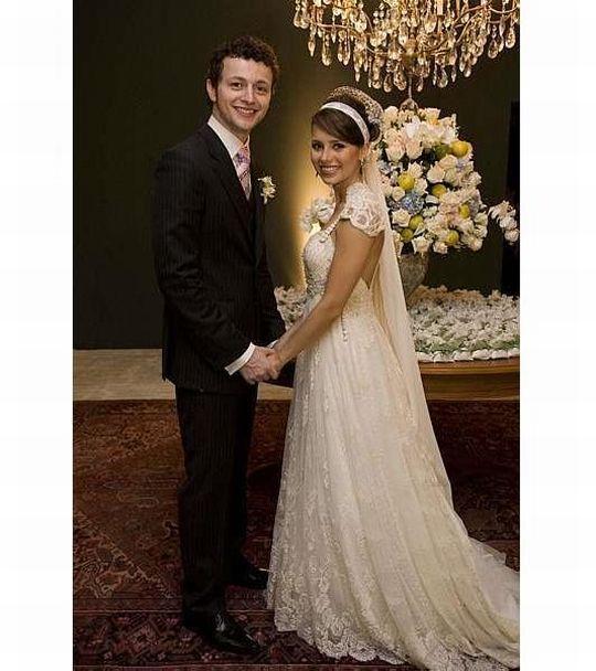 Vestido de noiva das famosas