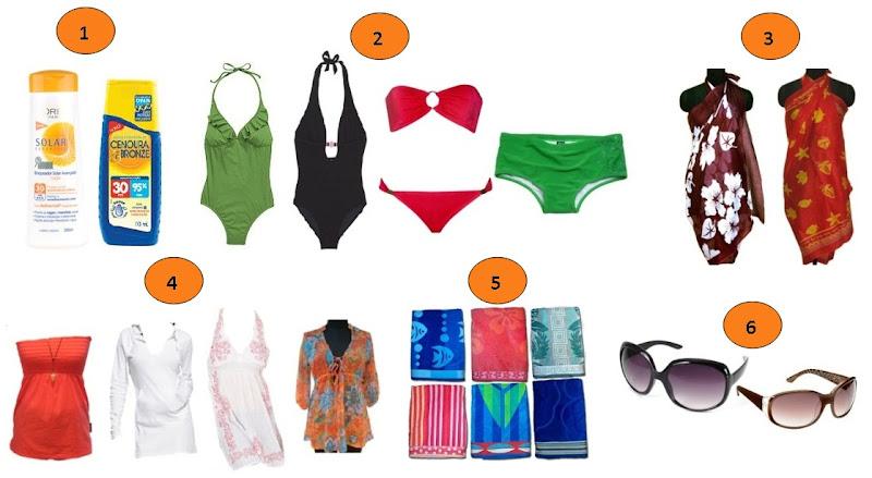 Veja o que você pode usar no dia a dia da praia
