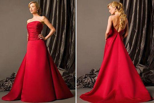 Noiva de Vermelho