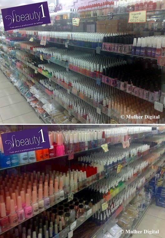 Loja de cosméticos em Belo Horizonte