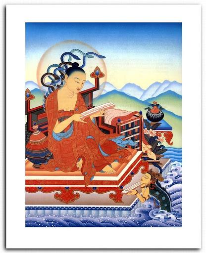 佛像《龙树 虚空藏菩萨》 - 正觉 - 正觉博客
