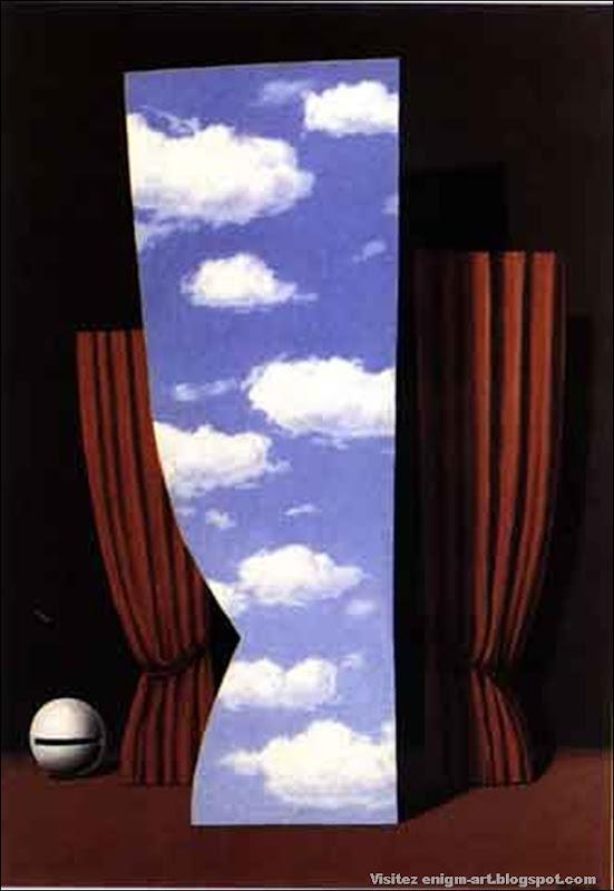 La Joconde  René Magritte , gouache sur papier, 35,2 x 26,5 cm