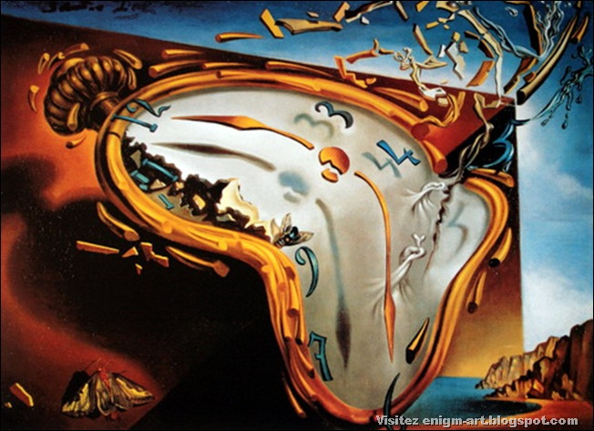 Salvador Dali, Progressivement
