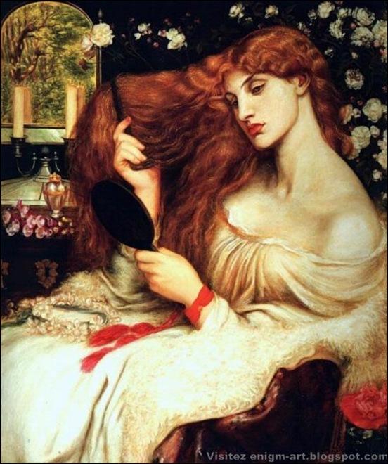 Dante Gabriel Rossetti, Ladylilith