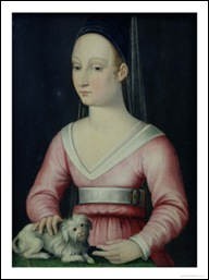 French School - Portrait d'Agnes Sorel