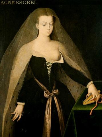 [Ecole de Jean Fouquet, Agnes Sorel,[11].jpg]