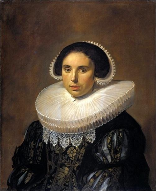Frans Hals, Portrait de femme, 1622