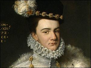 Détail Portrait de François duc d'Alençon