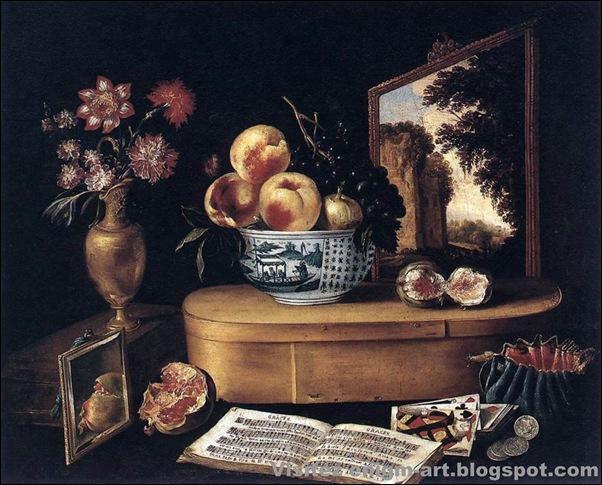 Jacques Linard, Les cinq sens, 1638