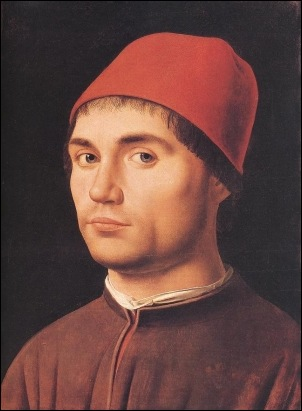 Antonello De Messine, Portrait d'homme