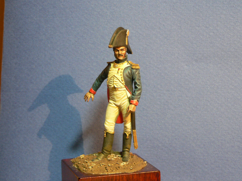 chasseur de la garde - Chasseur de la garde- waterloo P1030161