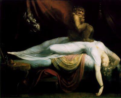 Sleep Paralysis ( Pernah tidur  rasanya seperti ditindih setan)