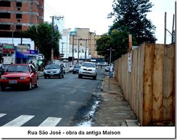 Invasão de calçadas 06