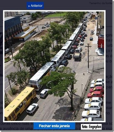 Metro em Criciúma