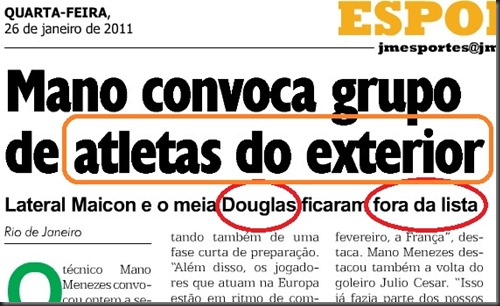 Douglas-nao-eh-europeu