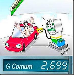 Gasolina-cara