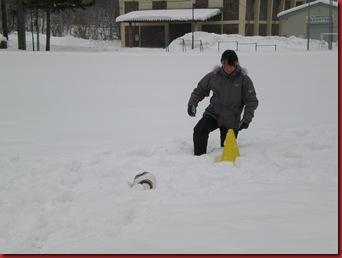 Shimokin Snow Soccer 010