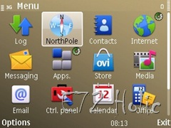 01 Menu Interaktif Nokia E72