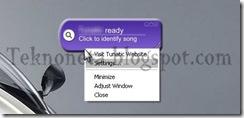 Freeware Untuk Mengenali Lagu - Klik Kanan