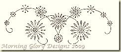 daisytowel  motif