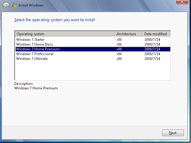 Windows_7_RTM_install_all_versions