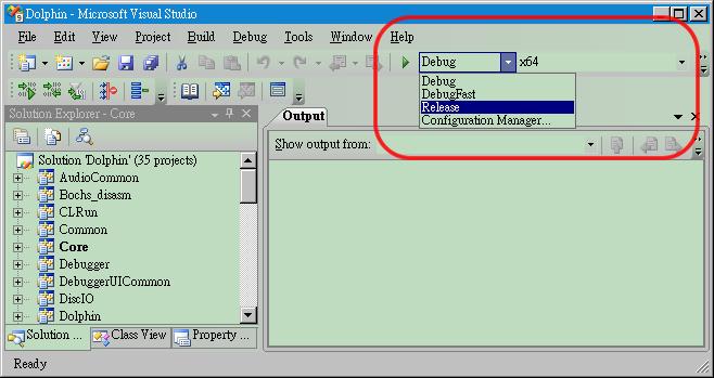 Visual_Studio_Dolphin-Wii_compilation_1