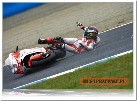 funny images of bikes. Funny Bike Accident.