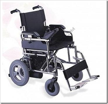 Cadeira de rodas electrica QMSR12E.