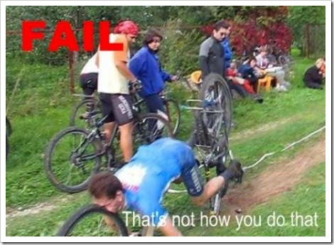 Fail Bicycle Picture