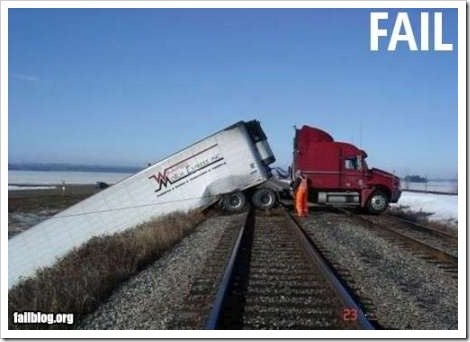 Truck Fail picture | Fail Blog.