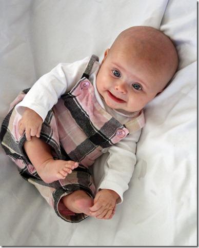 Sadie 5 months 2