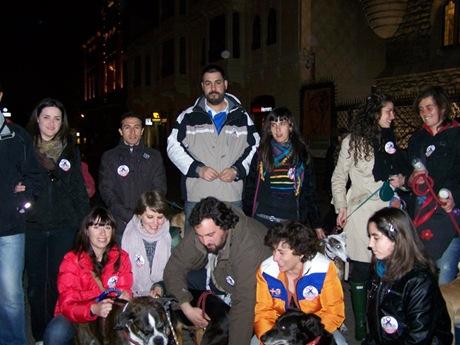 manifestación 2011