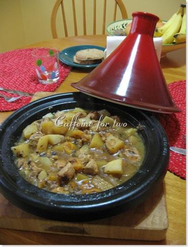 tajine pollo e albicocche (3)