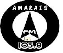 AMARAIS FM &#8211;105.9 &#8211;Rdio Comunitria