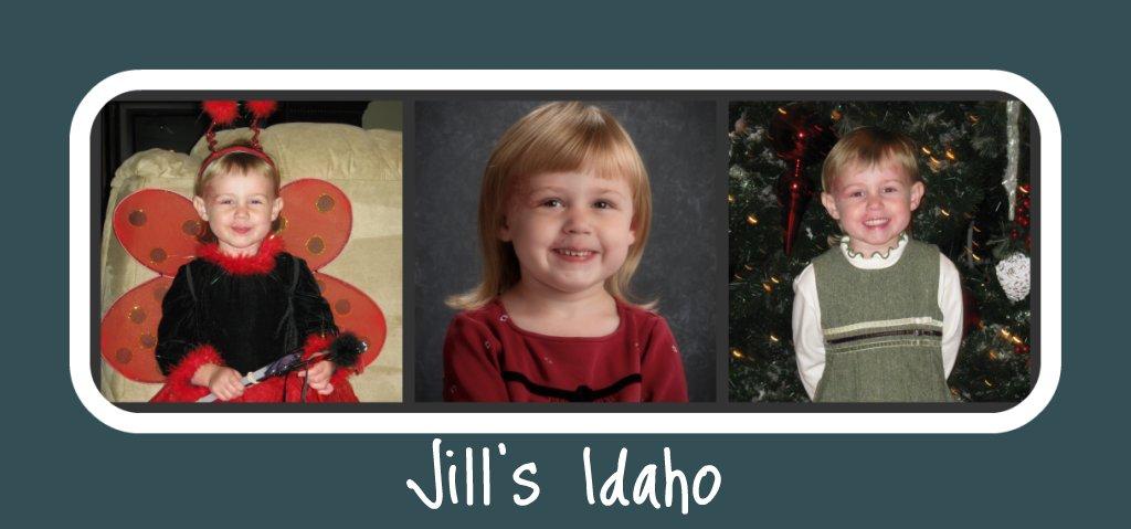 Jill's Idaho