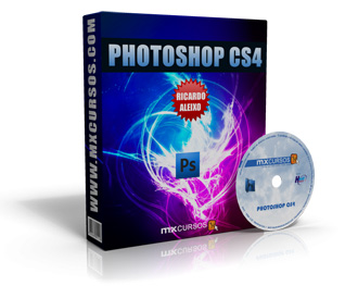 Curso em DVD de Photoshop CS4