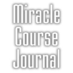 Miracle Course Journal Logo