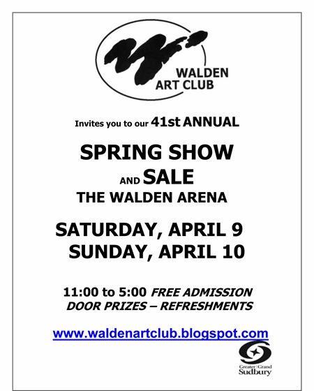 THE WALDEN ART CLUB