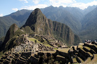 Postcard View (Machu Picchu, Peru)