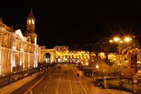 Plaza de Armas (Arequipa, Peru)