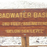 Lowest point in the USA