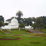 and through Golden Gate Park