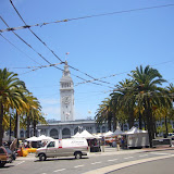Approaching The Embarcadero