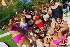 """""""ဝ"""" ယဥ္ေက်းမယ္ ျပိဳင္ပြဲ (Miss Cicciona) Miss-Fat-Woman5"""