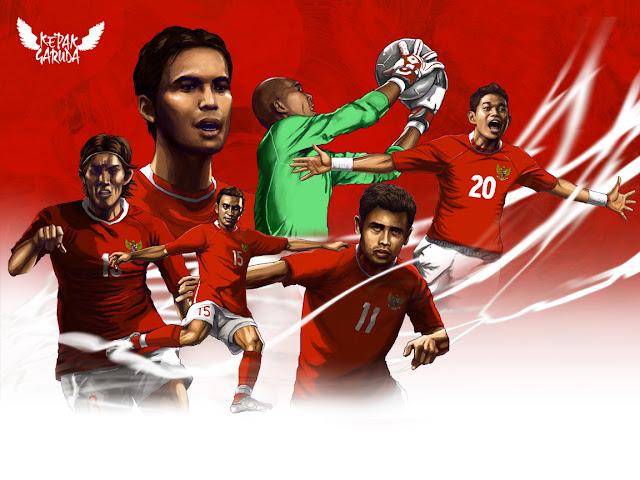 Indonesia vs Thailand, Unggul 2-1