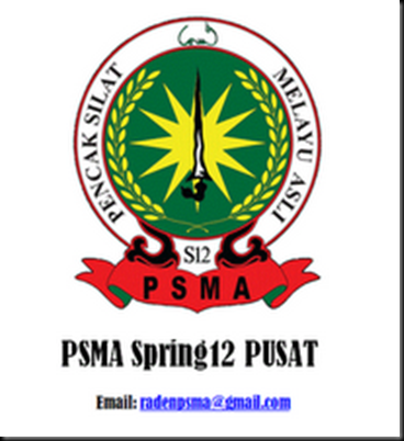Logo PSMA PUSAT 1