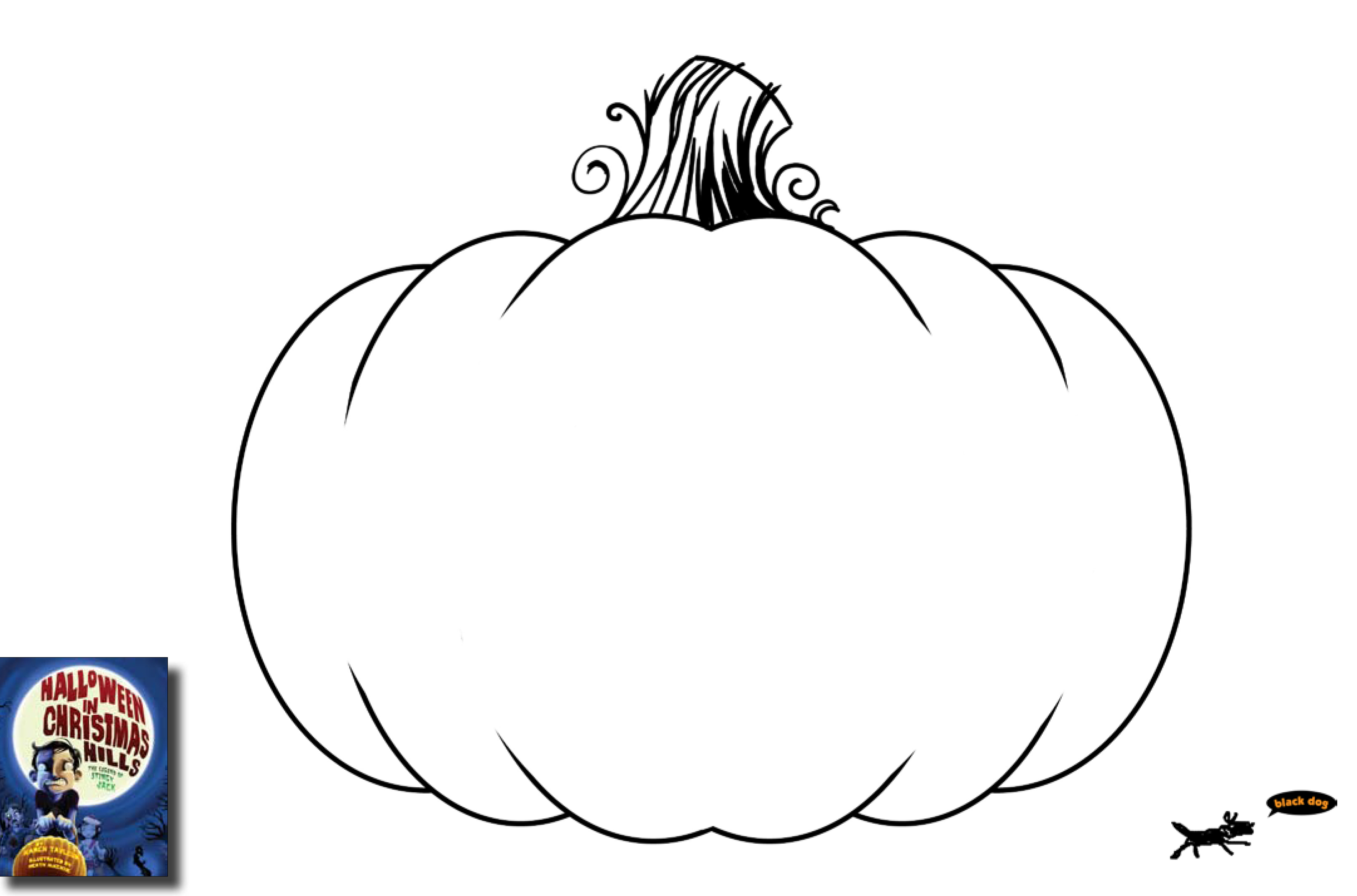 Gallery For gt Plain Pumpkin Coloring Page
